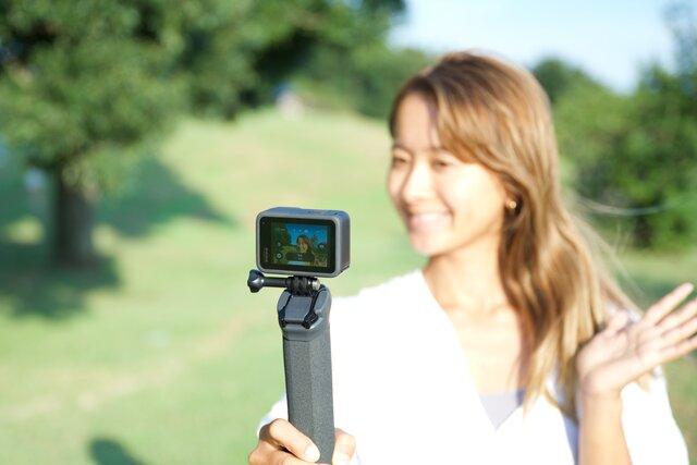 """自撮りも自由自在!""""見たまま""""に撮影できる「GoPro HERO9 Black」登場!"""