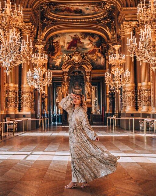 豪華絢爛!鑑賞まで楽しみたいパリのオペラ座