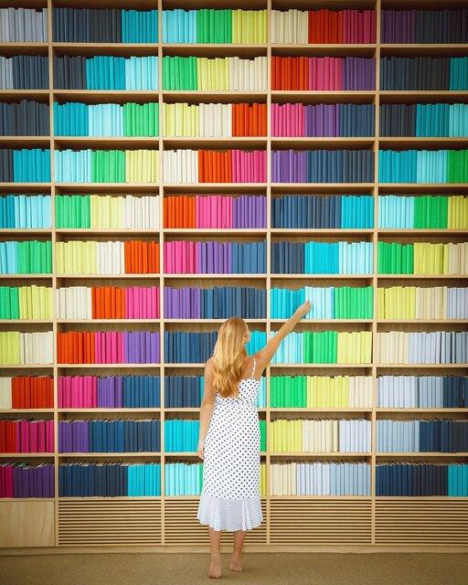 世界の美しい図書館<スタイリッシュ編>