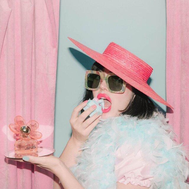 【恋する目線のシューティング #12】Amy Roiland(ファッションブロガー)