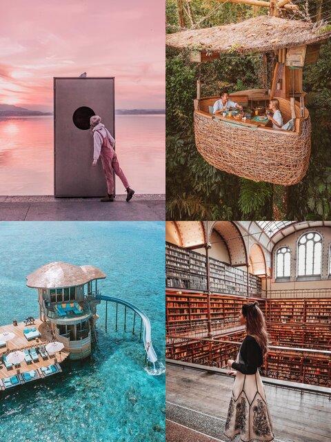 2020年人気記事発表!国内外の観光スポットランキングTOP20
