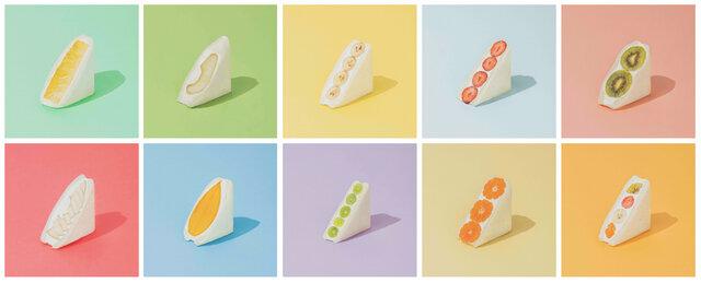 人気スタイリスト 山脇道子が手掛ける日本初のヴィーガンフルーツサンド店「fruits and season」がオープン!