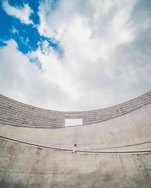 安藤忠雄ワールドを堪能できる「淡路夢舞台」のカメラに収めたくなるスポット