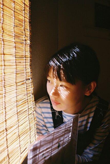 <インタビュー>女優・奈緒が撮る、ときめく瞬間