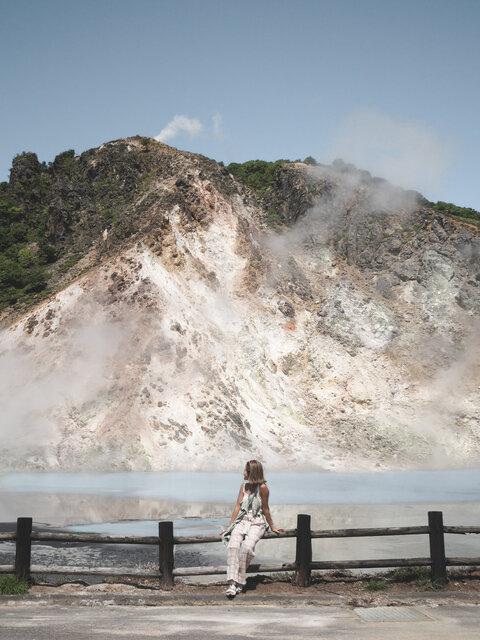 北海道ドラマティックロードを巡る旅 vol.2<登別>ダイナミックな大自然と文化を堪能する