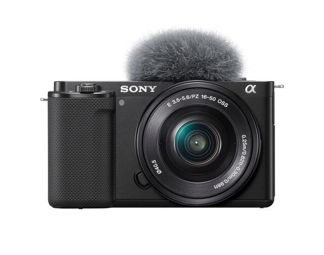 動画撮影も静止画もこれ一台。レンズを変えて楽しめるVlogカメラ「VLOGCAM™ ZV-E10」登場