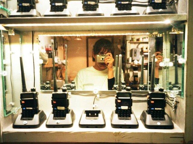 表現者たちのミラーセルフポートレート「Photo by Me 鏡の中の私」Part 1