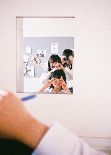 表現者たちのミラーセルフポートレート「Photo by Me 鏡の中の私」Part 3