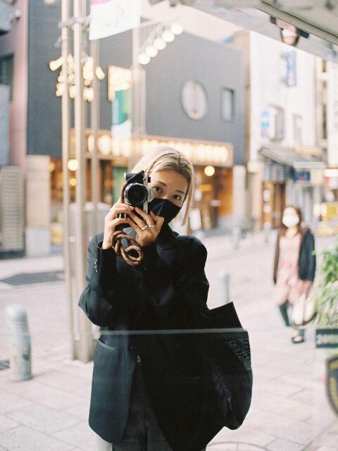 表現者たちのミラーセルフポートレート「Photo by Me 鏡の中の私」Part 5