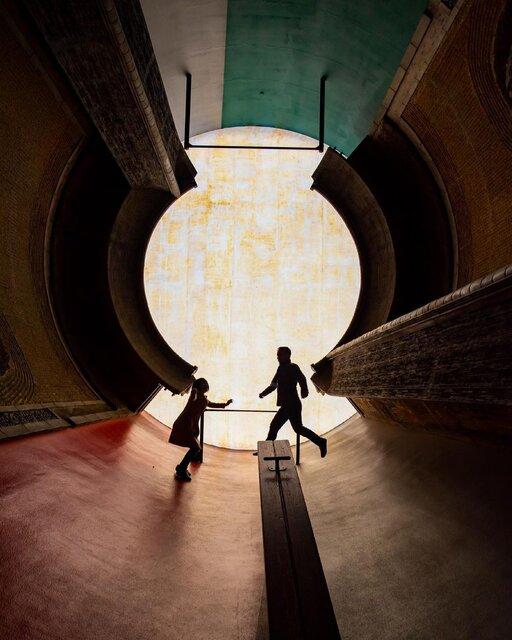 五感で楽しむ3つの不思議空間「奈義町現代美術館」
