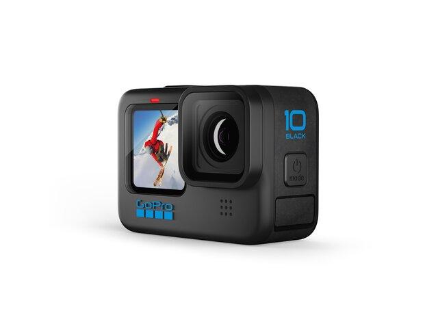 画質、速さ、使いやすさを兼ね備えた「GoPro HERO10 Black」が新登場。かつてないほどパワフルに。