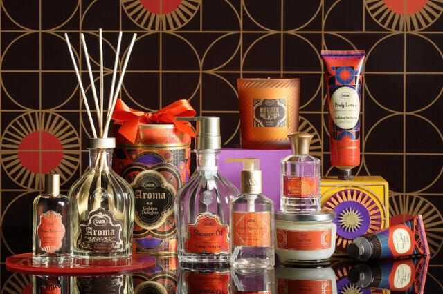 毎年好評のホリデーコレクション「SABON 2021 Holiday Collection」。今年はチョコレートとブラッドオレンジが溶け合う甘美で芳醇な香り
