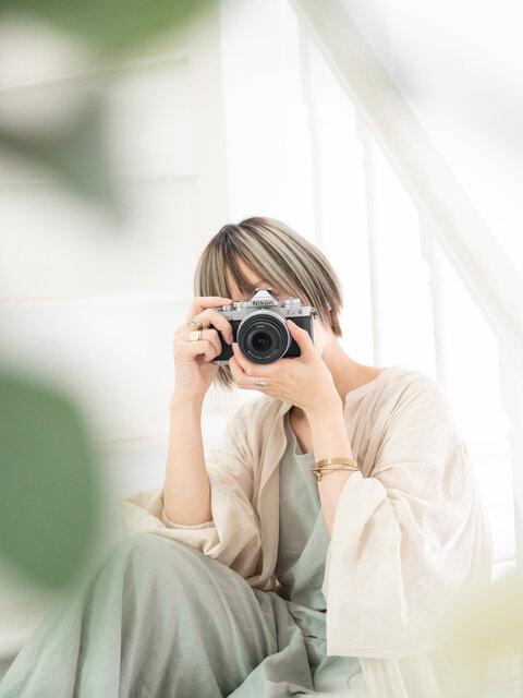 "Nikon Z fc 16日間無料体験付き!#GENIC_Nikon vol.8 ""古性のち初心者カメラ教室""参加者募集"