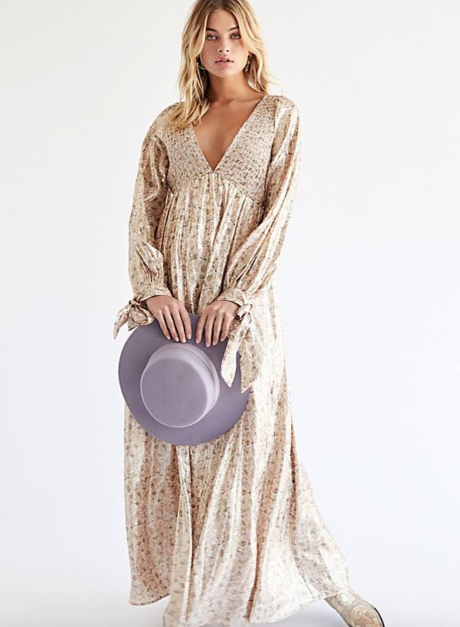 Luxalina Maxi Dress
