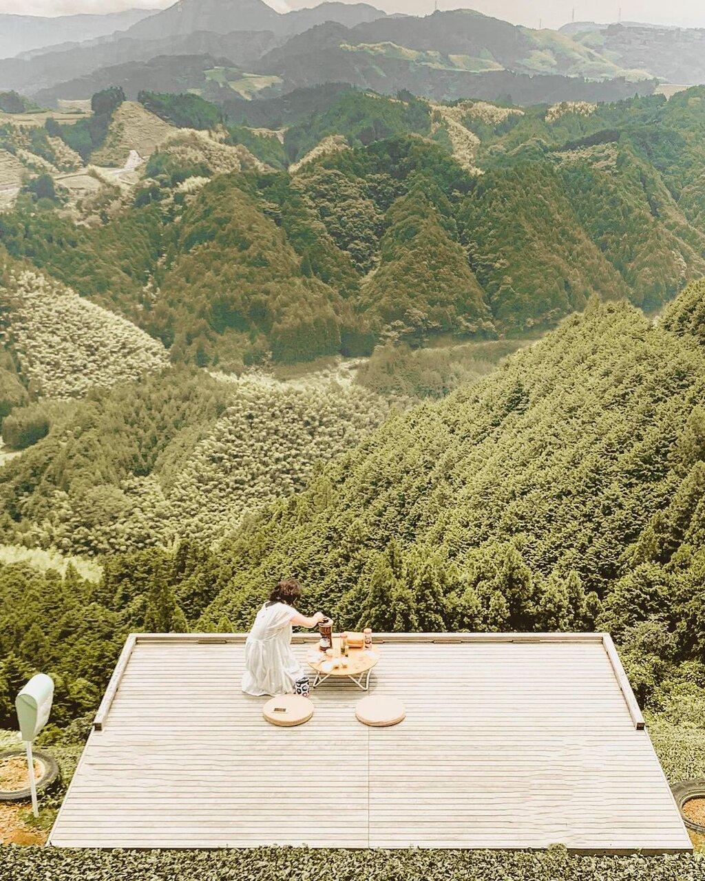 天空 の 茶の間