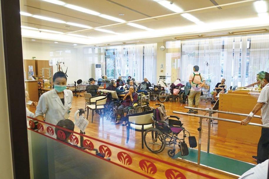 台湾介護施設レポート 800余床の大規模施設 清福養老院 (新北市)