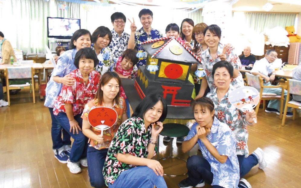 年40回の地域交流実施/老健 蓮田ナーシングホーム翔裕園(蓮田市)