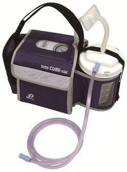 パシフィックメディコ  バッテリ内蔵型吸引器「tote CUBE-vac」