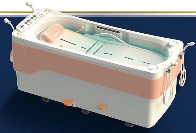 アマノ 特殊浴槽50周年モデル2機種発売