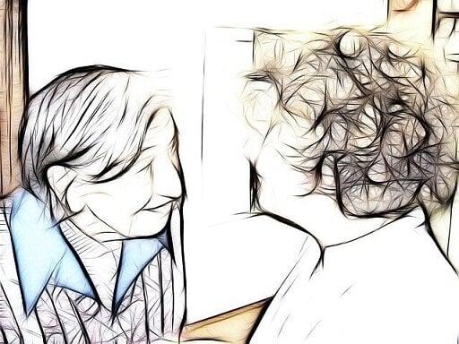 介護のプロの観察