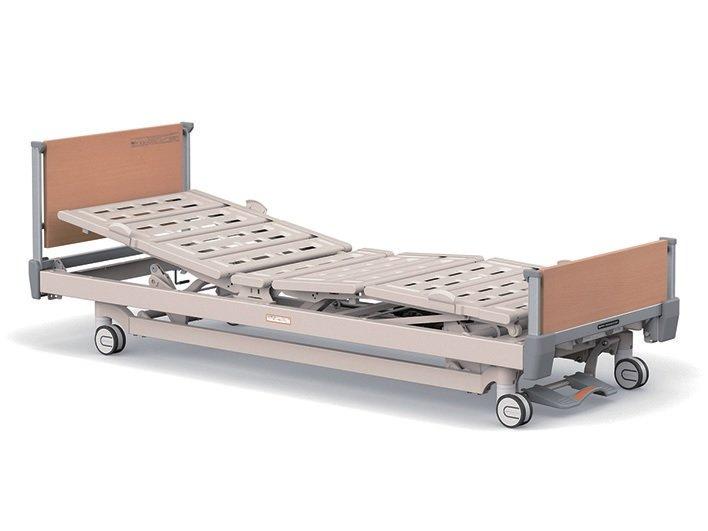 パラマウントベッド 透析室向け幅狭ベッド販売
