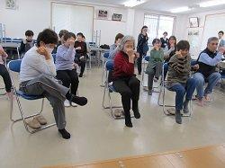 大阪府大東市 「大東元気出まっせ体操」100団体到達