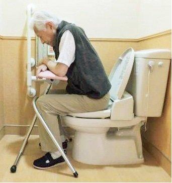 「トイレ誘導のタイミングが合わない」 福祉用具で解決!①/牧野美奈子さん