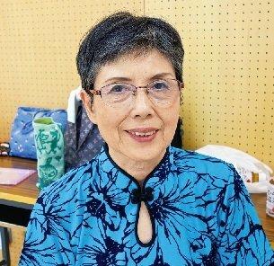 太極拳 東京都八王子市 青山幸子さん(76)