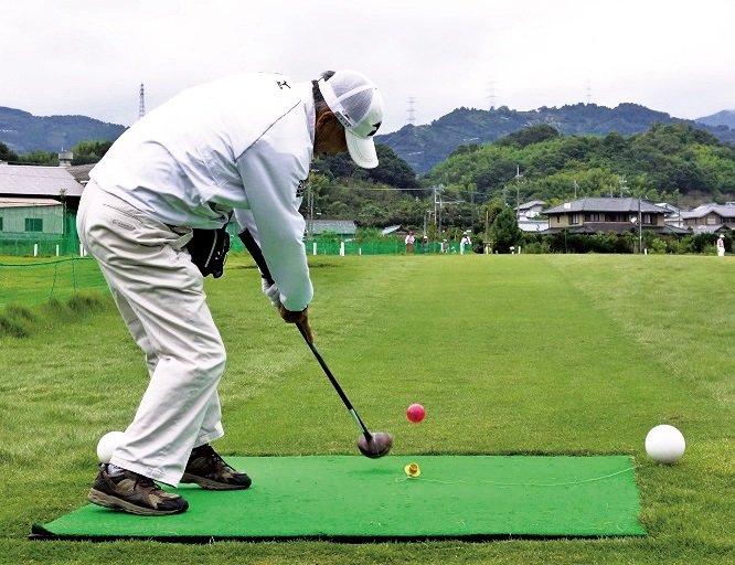 和歌山県勢で上位独占目指す パークゴルフ