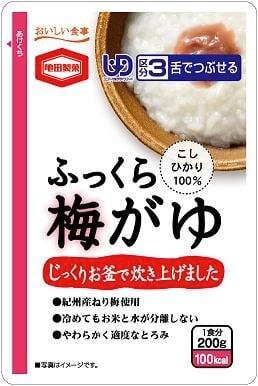 「ふっくらおかゆ」シリーズ 亀田製菓
