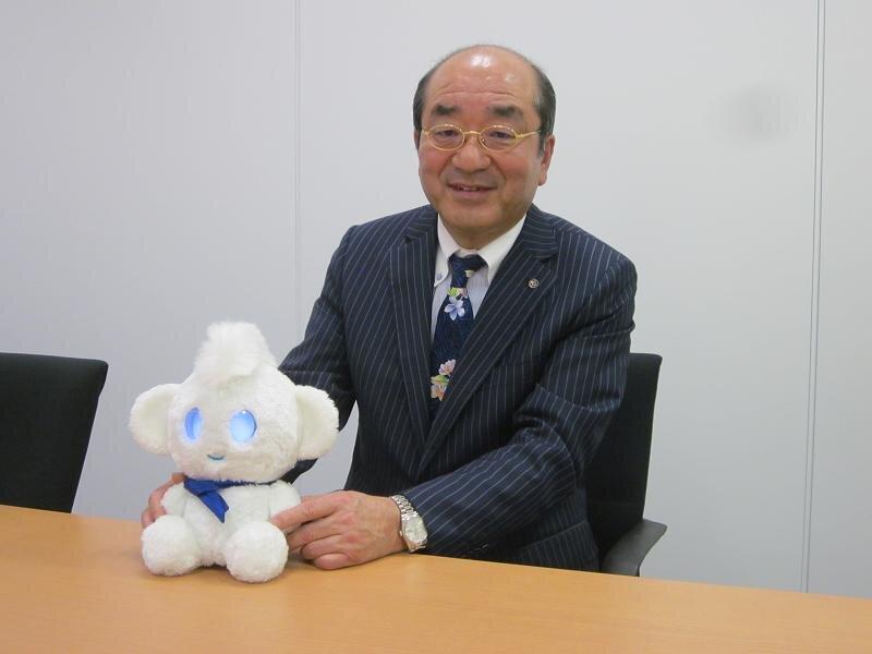 トップに聞く レイトロン吉田満次社長