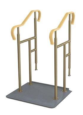 パラマウントベッド 設置式手すり・スロープ新製品