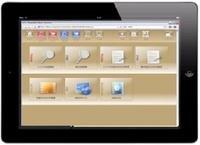 日本ケアサプライ 貸与事業支援システムをタブレット対応に