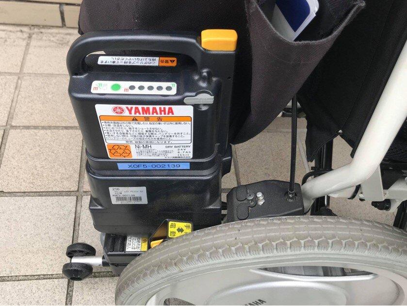 電動車いすの充電スポット、第1号店を確保