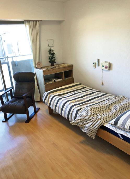 介護施設入所時に家具貸します「カリ家具」ゴトウライフクリエイション