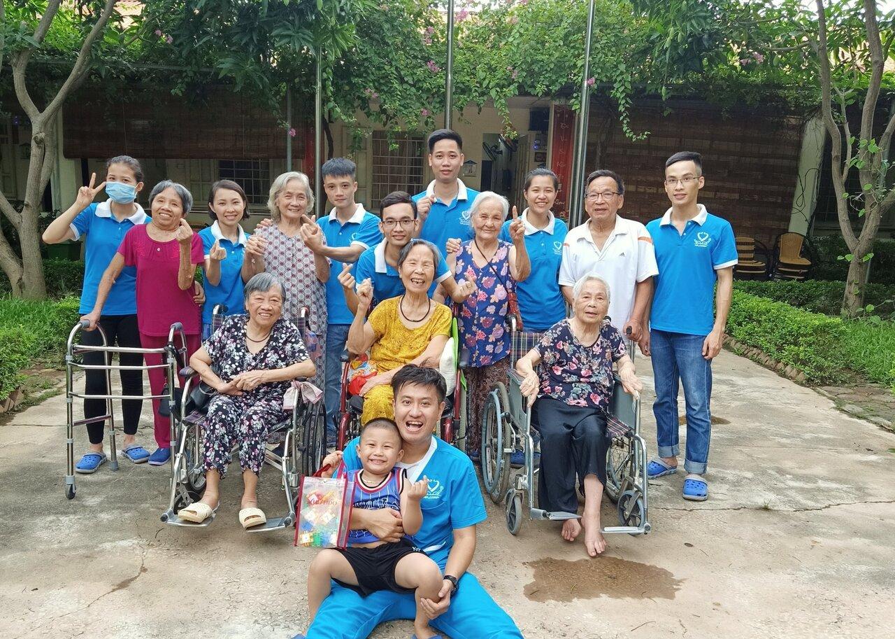 「ベトナムに車いすの寄付を」 アジアで働く介護士らが呼びかけ