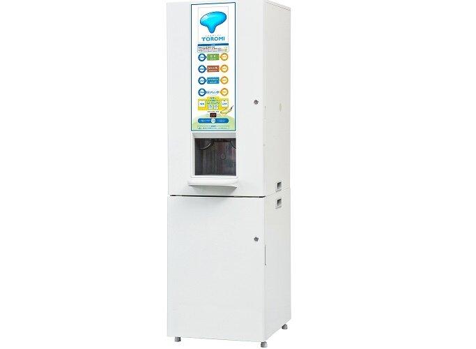 凰商事×クリニコ「とろみサーバー」 安定したとろみ飲料を自動抽出