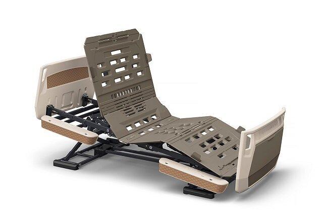 介護ベッドを音声操作 パラマウントベッド