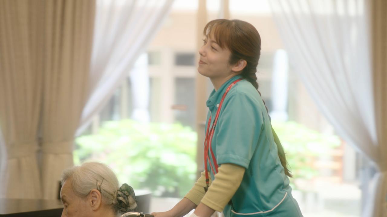 全国老施協 映画「ケアニン」とコラボしたショートフィルムを公開
