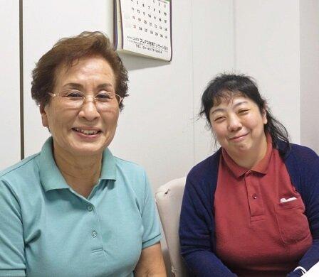 在宅介護を支える元気な高齢ヘルパー/えるはあとケアセンター(目黒区)