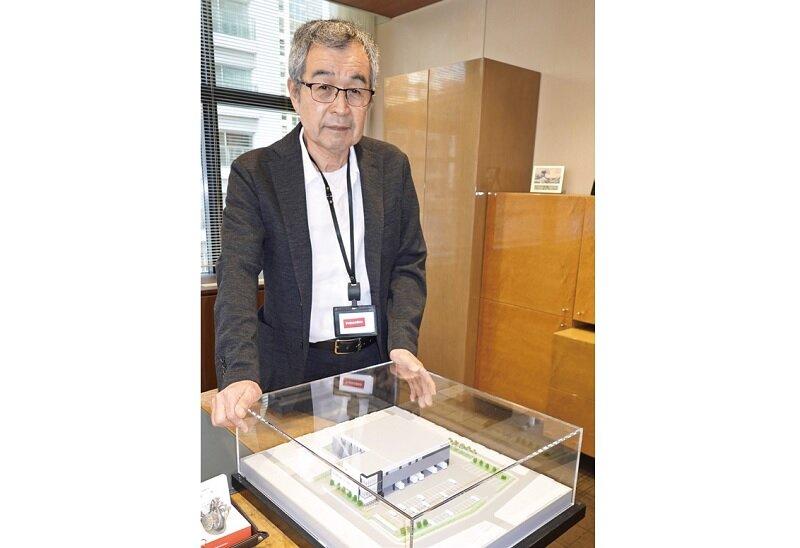 フランスベッド池田茂社長 離床支援ベッド「マルポジ」施設・病院へ積極展開