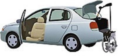 (図1)回転(スライド・チルト)シート車