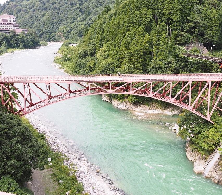 山彦橋(遊歩道)