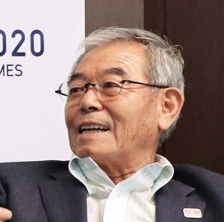 前東京五輪 金メダリスト 早田卓次氏