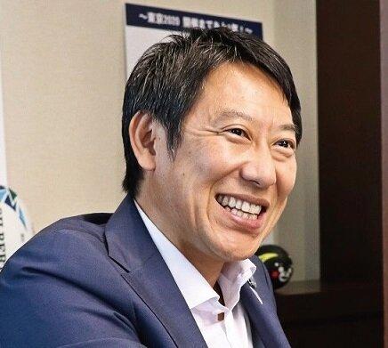スポーツ庁長官 鈴木大地氏