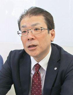 グンゼ QOL研究所 企画調査室室長 上島進さん