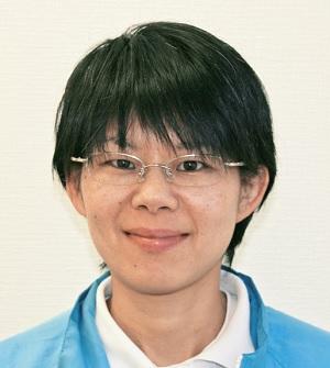 深谷桂子氏