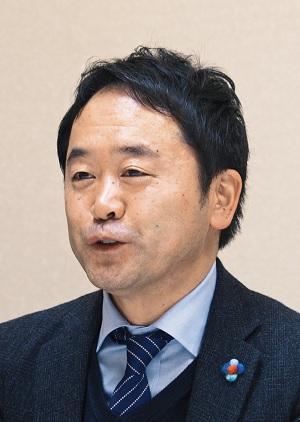 特養「 ケアポート板橋 」施設長 村上隆宏氏