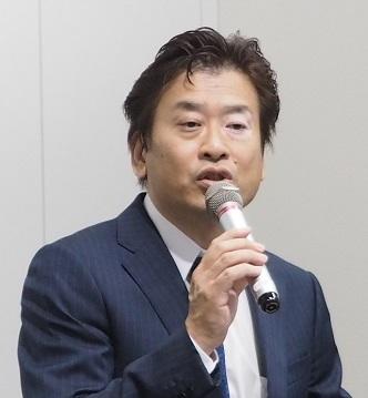 元吉伸幸社長
