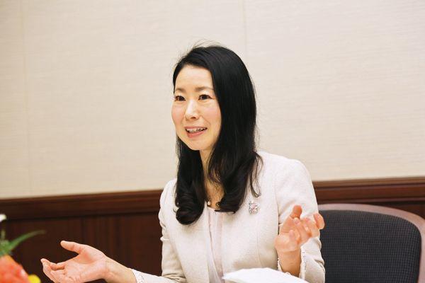 厚生労働省老健局振興課 介護支援専門官 石山麗子さん